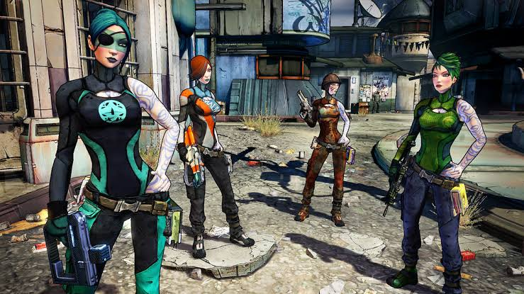 best game of borderlands ranking start with poll
