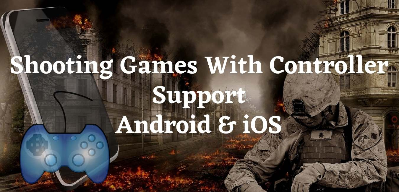 android shooting games with controller support