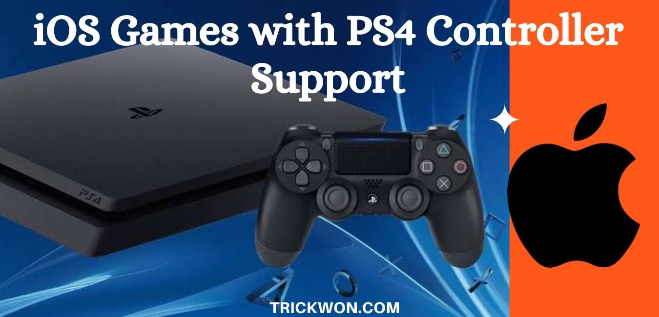 ios games with ps4 controller support